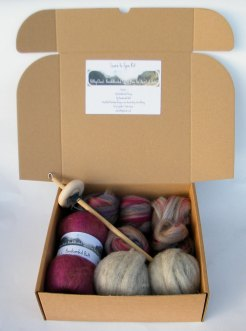 HilltopCloud Learn to Spin kit